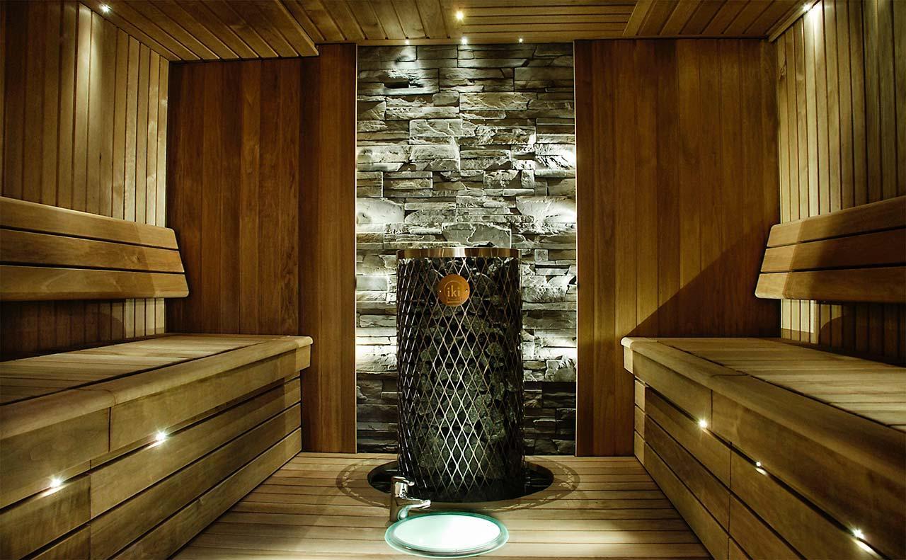 electric sauna heater